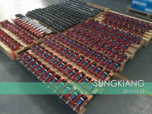 为北京某项目提供:ZTY吊式弹簧减震器