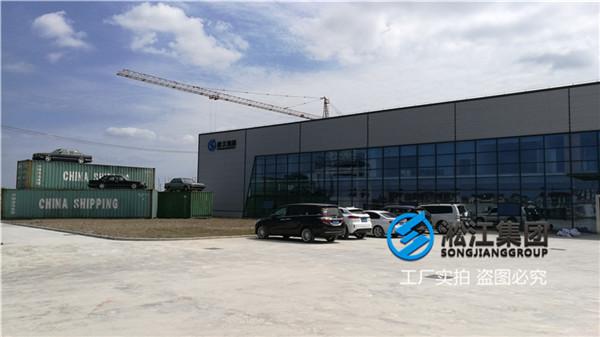 上海EPDM同径单球体DN100橡胶软连接